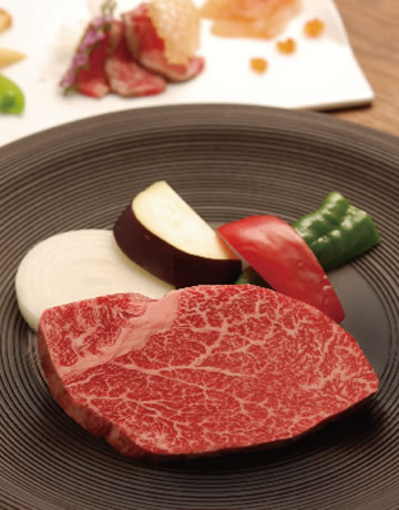 photo of Steak course