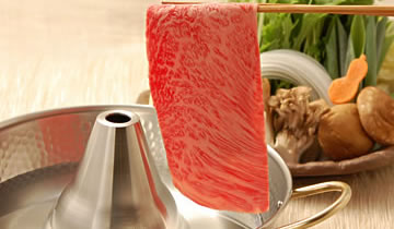photo of Shabushabu course