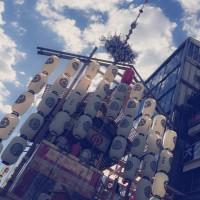 祇園祭 蒲生