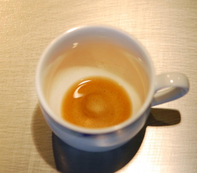 コーヒーの底・うま味成分