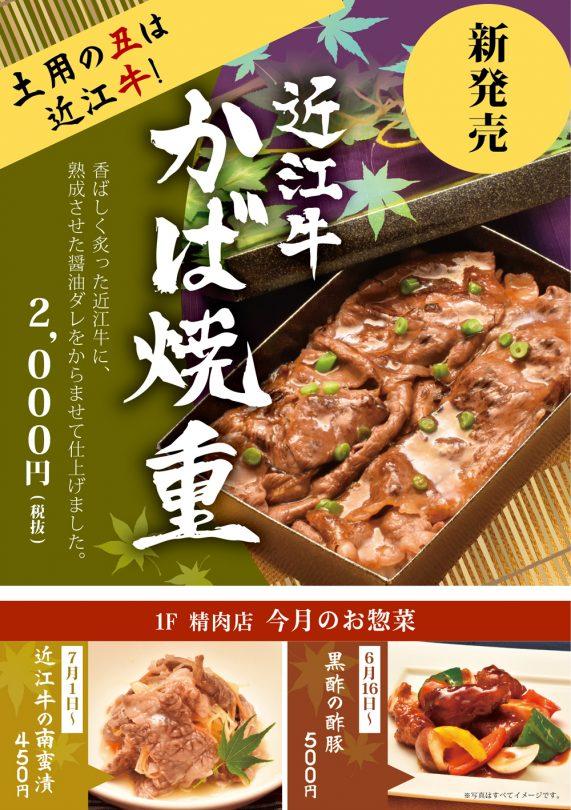 201906-れすとらん面-かば焼重・惣菜-緑ver